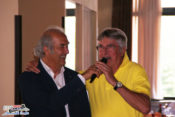 Nedo e Tony Carello
