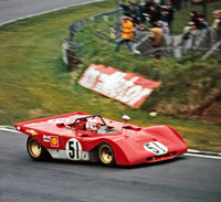 1971 Brands Hatch Regazzoni 312P