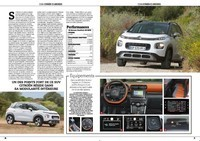 Test C3 Aircross 110 EAT6 - SUV Crossover n°19 (2)