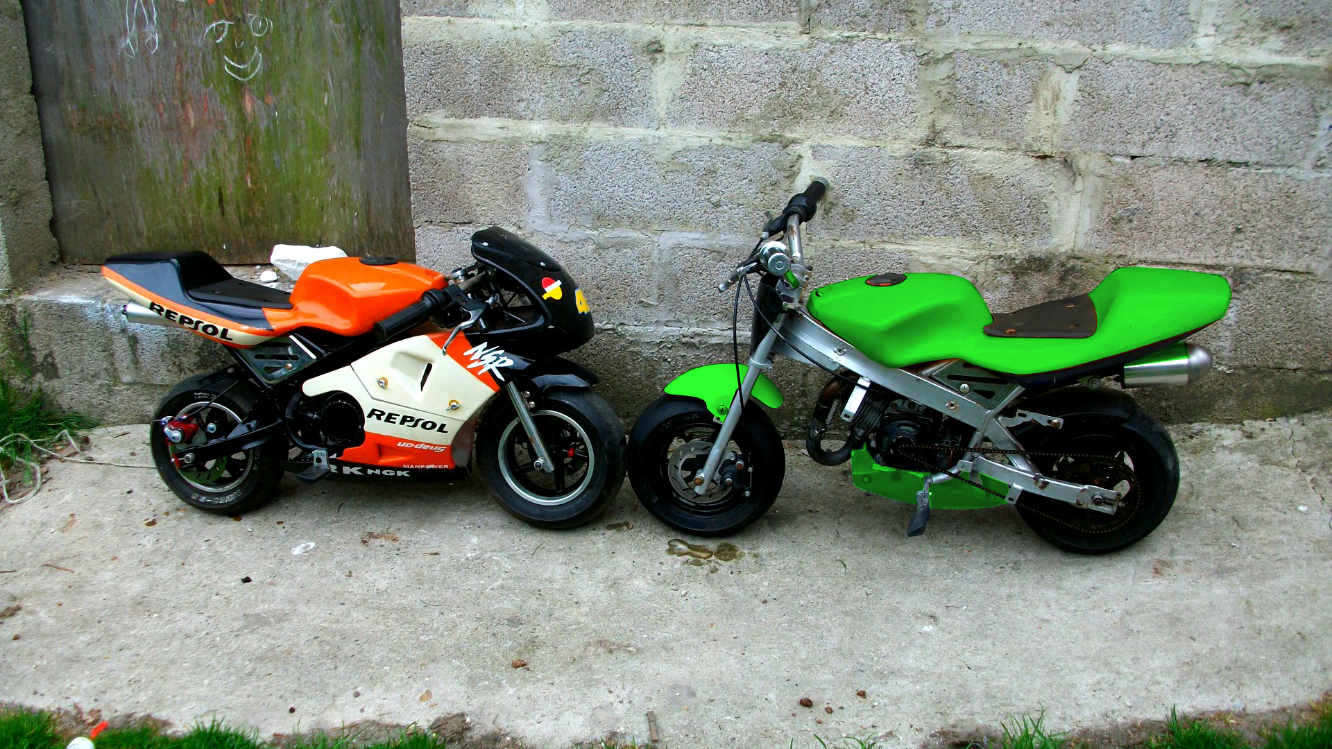 Pocket Bike A Vendre 50 Euro pocket bike start up youtube