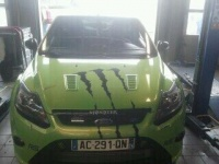 Ford Focus RS Monster