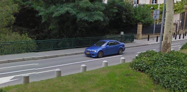 BMW M3 E46 Luxembourg