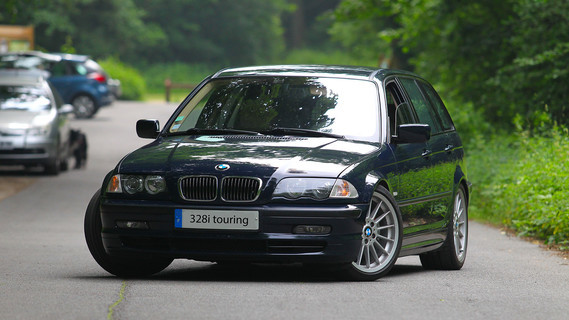 Assistance rapide : 328i touring
