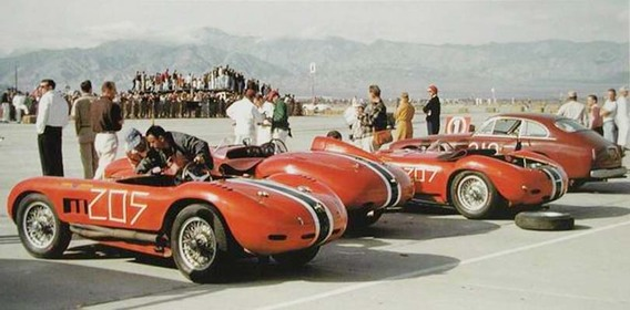 1955 parravano team