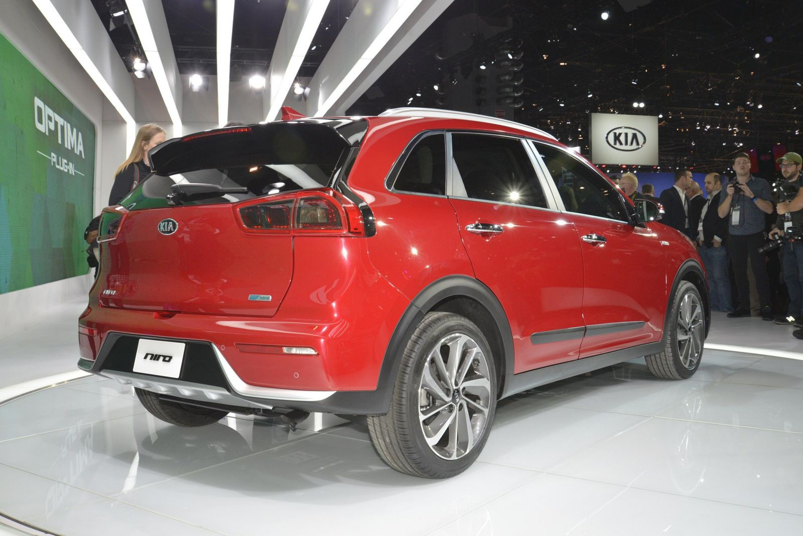 Kia Niro Chicago 11