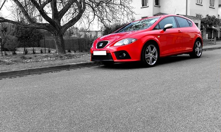 avis et pr sentation seat leon fr 170 cv 2007 rouge leon seat forum marques. Black Bedroom Furniture Sets. Home Design Ideas