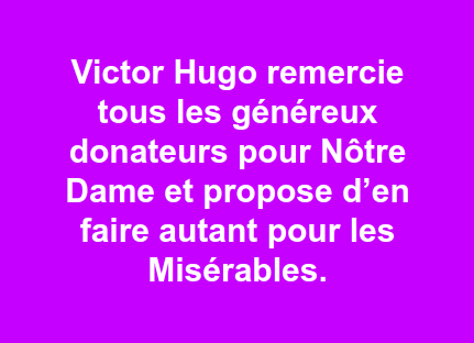 Misérable