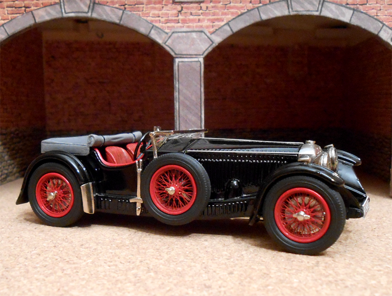 1932 Invicta S Type