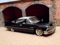 1957 Imperial Crown Two Door Southampton (Conquest Models) 01