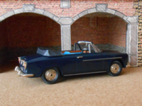 1963 Rover 3 Litre P5 drophead by FLM Panelcraft (Crossway Models) 02