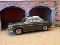 1969 Rover 3,5 Litre P5B coupe (Kenna Models) 01