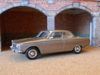 1967 Rover 2000 TC P6 coupe by Graber (Matrix Scale Models) 01