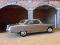 1967 Rover 2000 TC P6 coupe by Graber (Matrix Scale Models) 02