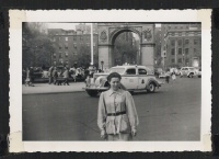 NYC_Washington Square in the 40's