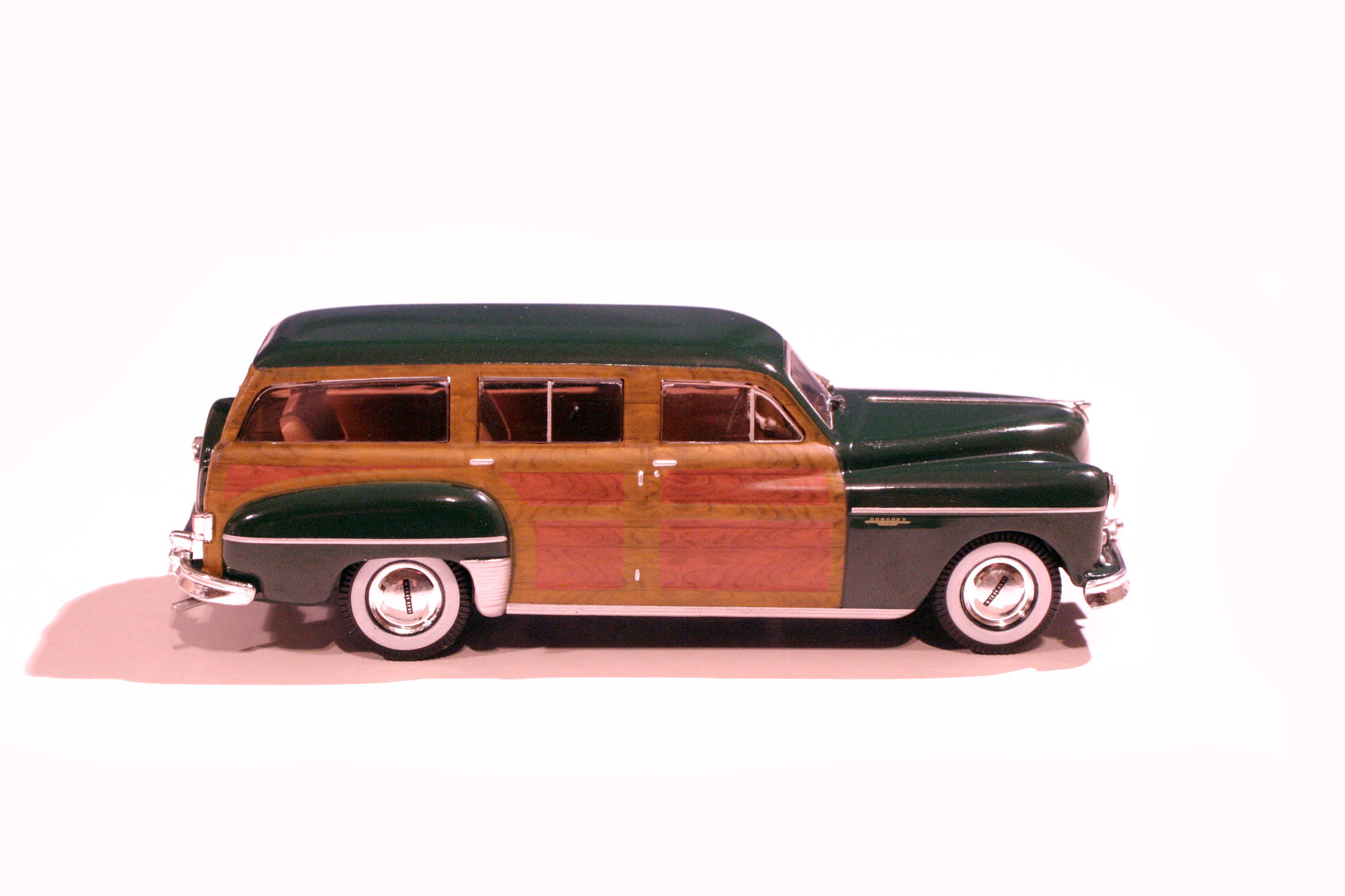 Dodge Coronet Woody Wagon '49