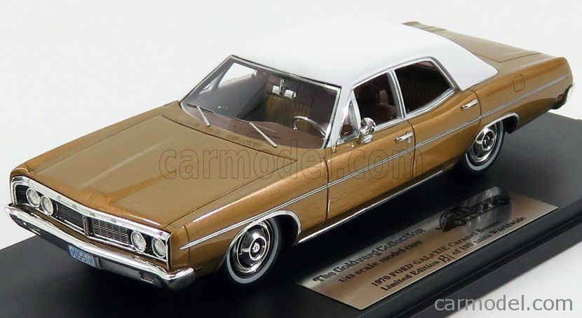Ford Galaxie '70 Caramel Bronze_Ltd Ed 1 of 190_GC007B