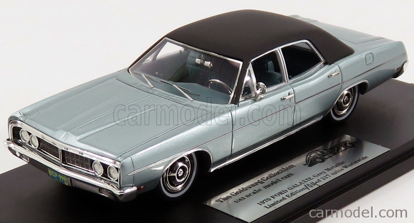 Ford Galaxie '70 Grey Met_Ltd Ed 1 of 217_GC007A