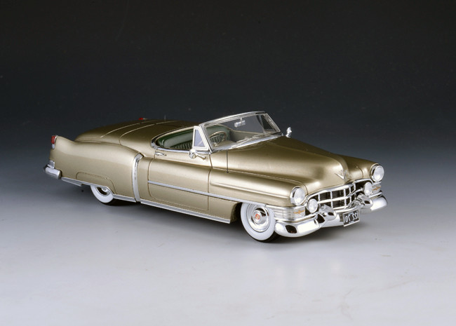 Cadillac Series 62 '52 Special Roadster Gold Met_GLM122701