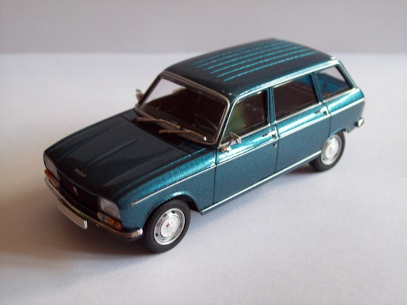 peugeot 304 break 1972 peugeot en miniature groff photos club. Black Bedroom Furniture Sets. Home Design Ideas