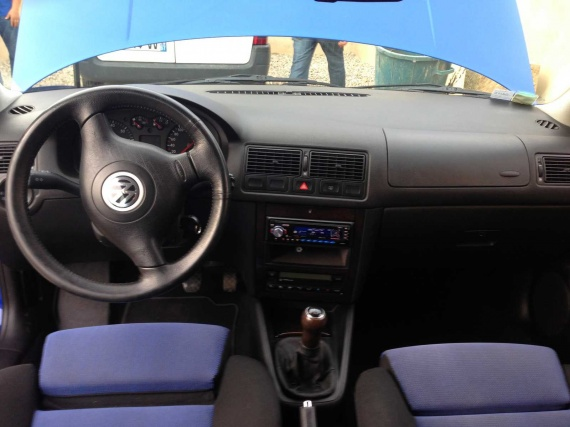 Vw golf 4 gti alsace pr paration compl te et for Golf 5 interieur 2008