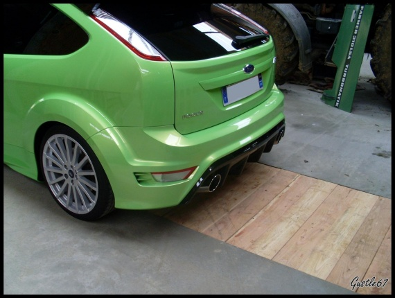 la focus rs verte de gustle67 pr sentation page 2 st rs ford forum marques. Black Bedroom Furniture Sets. Home Design Ideas