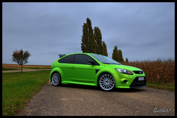 la focus rs verte de gustle67 pr sentation page 5 st rs ford forum marques. Black Bedroom Furniture Sets. Home Design Ideas