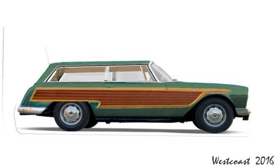 MM Facellia Woodie GREEN 3