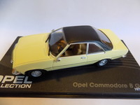 Opel Commodore B GSE 972 1977 Opel Collection