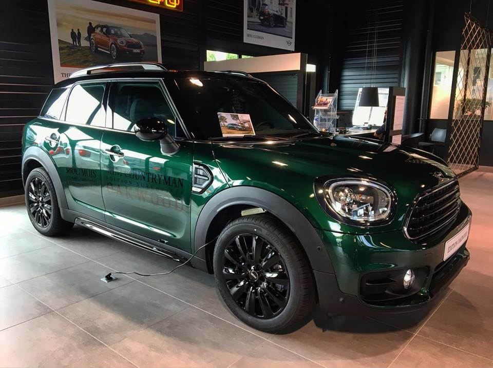 Mini Countryman Cooper Oakwood Bva F60 Présentation Countryman