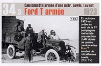 Ford T Levant