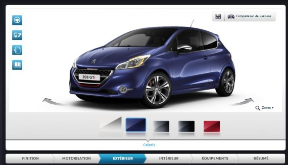 peugeot 208 gti 2013 topic officiel page 98 208 peugeot forum marques. Black Bedroom Furniture Sets. Home Design Ideas