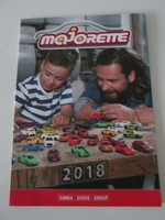 CATALOGUE MAJORETTE 2018