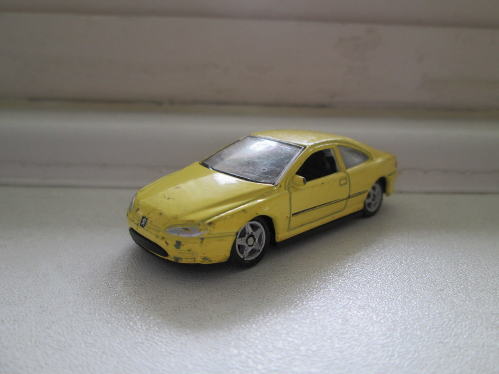WELLY PEUGEOT406 COUPE