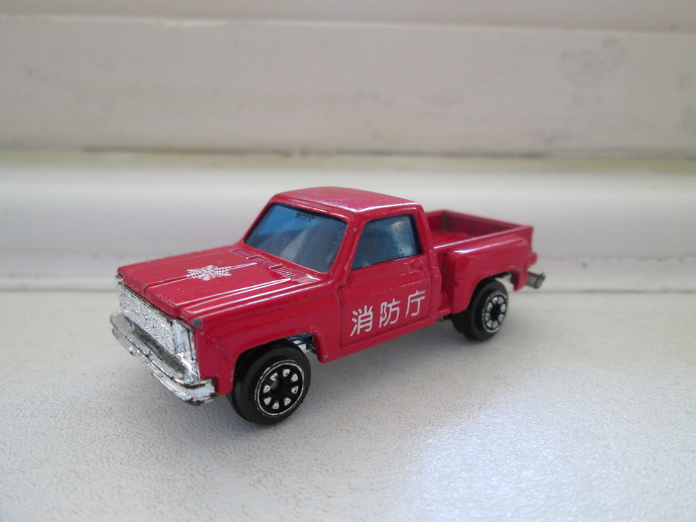 WELLY CHEVY PICK UP