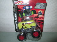 MAJORETTE MONSTER ROCKERZ VW T1