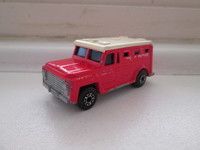 MATCHBOX ARMORED TRUCK N°69 1978