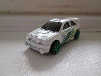 HOTWHEELS FORD ESCORT RALLY