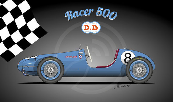 DB-RACER 500 - copie 2
