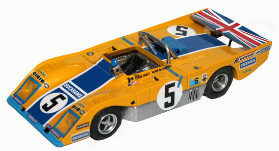 DUCKHAMS FORD LM1973
