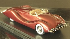 Norman Timbs-Streamliner