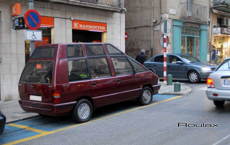 Topic des insolites renault page 103 renault forum for Espace insolite