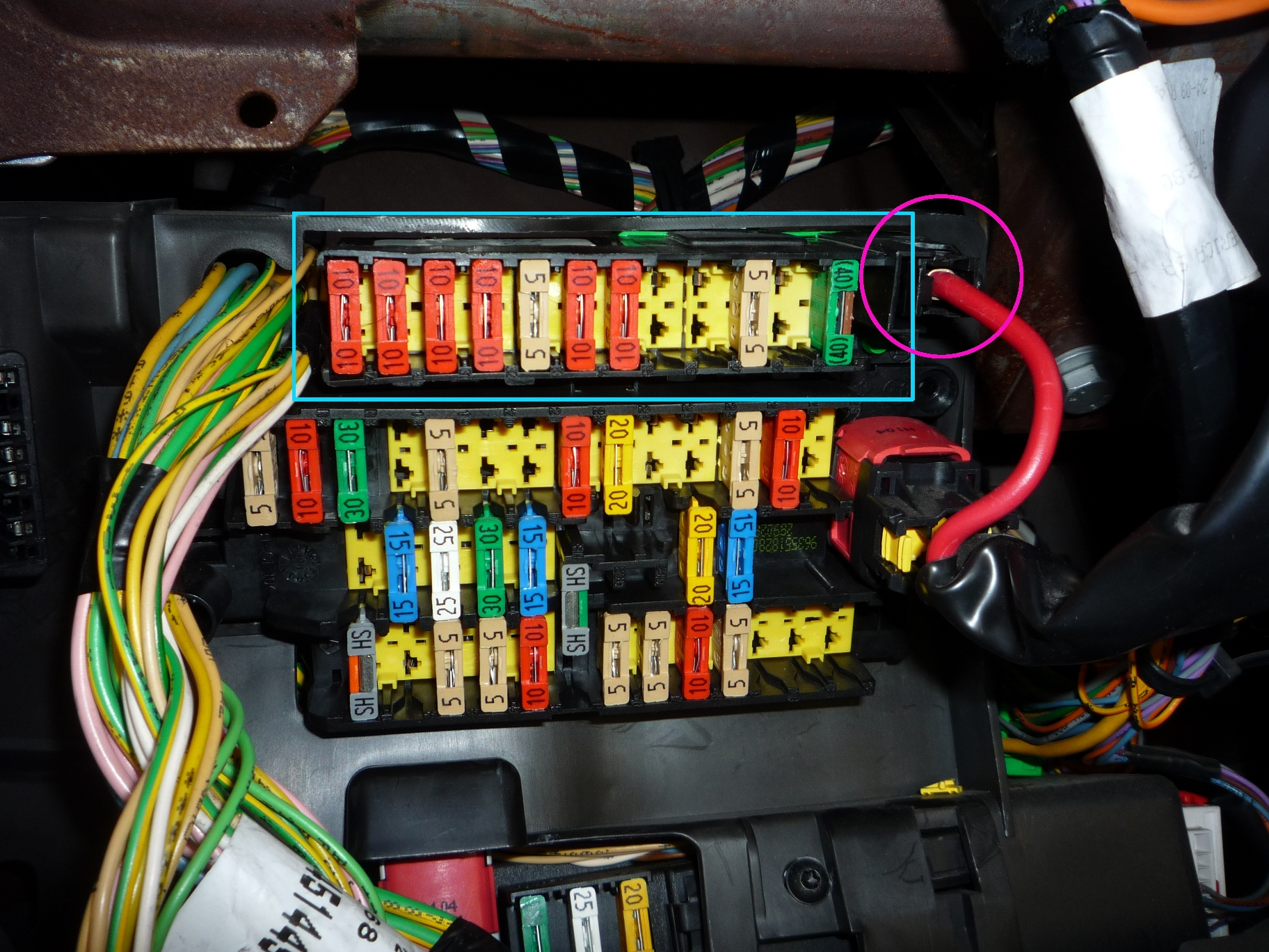 Citroen Jumper Fuse Box : C fuse box layout jumper wiring diagram odicis