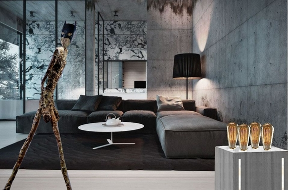 concrete-interior-design-furniture-angular-living-room, livigroom design,room design,architecture ro