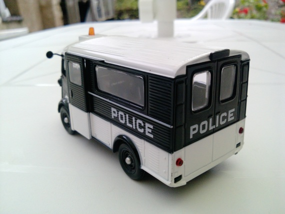 Type H Police 2