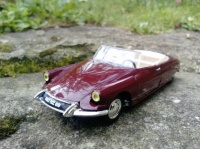 DS 19 Cabriolet 1