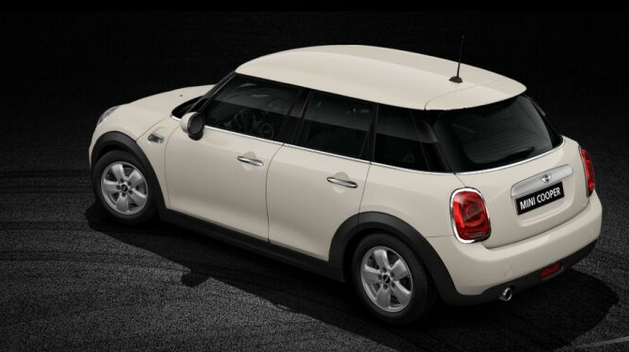 mini cooper 5 portes white pepper 2017 2018 best cars reviews. Black Bedroom Furniture Sets. Home Design Ideas