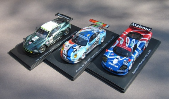 GT LM2007