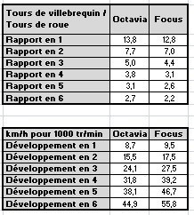 Focus Rapports