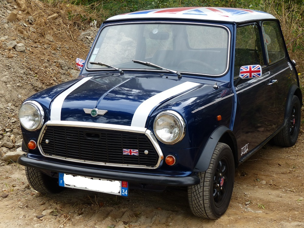 Austin Mini Mayfair Bva 1992 Amp Special 1000e 1986