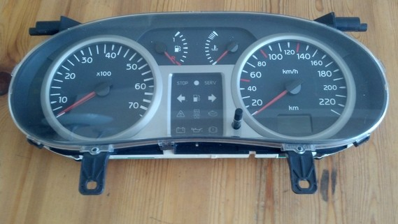 Compteur ODB Clio 2 phase 2